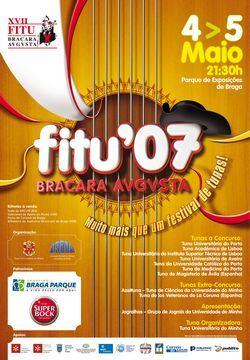 XVII FITU Bracara Avgvsta
